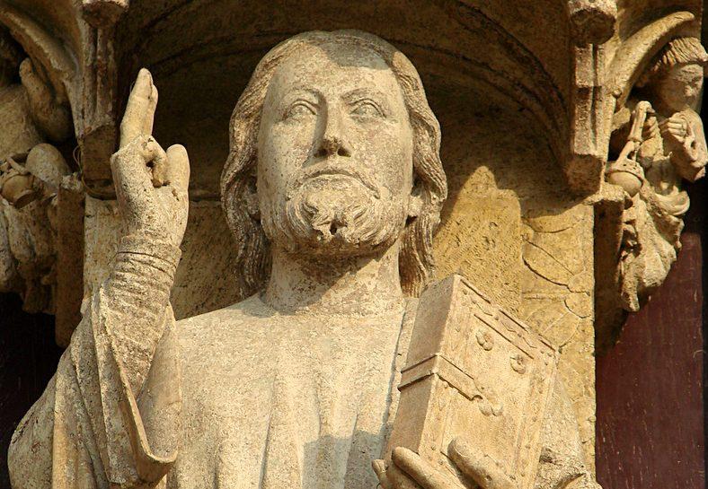 Araldi del Vangelo - Il bel Dio di Amiens - Francia