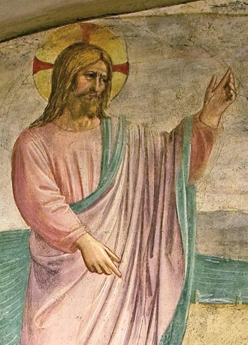 Sta scritto: Non di solo pane vivrà l'uomo, ma di ogni parola che esce dalla bocca di Dio (Mt 4, 4)