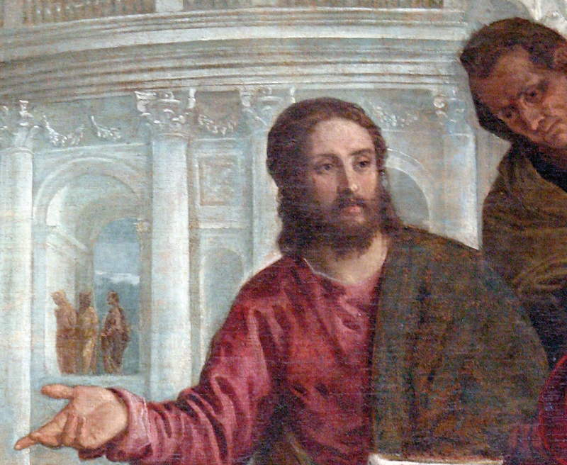 Gesù e la Penitente