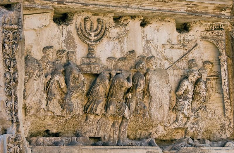 Arco di Tito – Roma