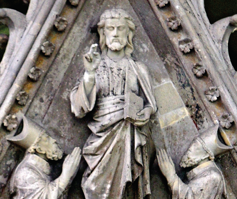 Gesù benedicente