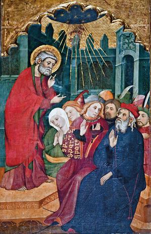 Predicazione di San Pietro