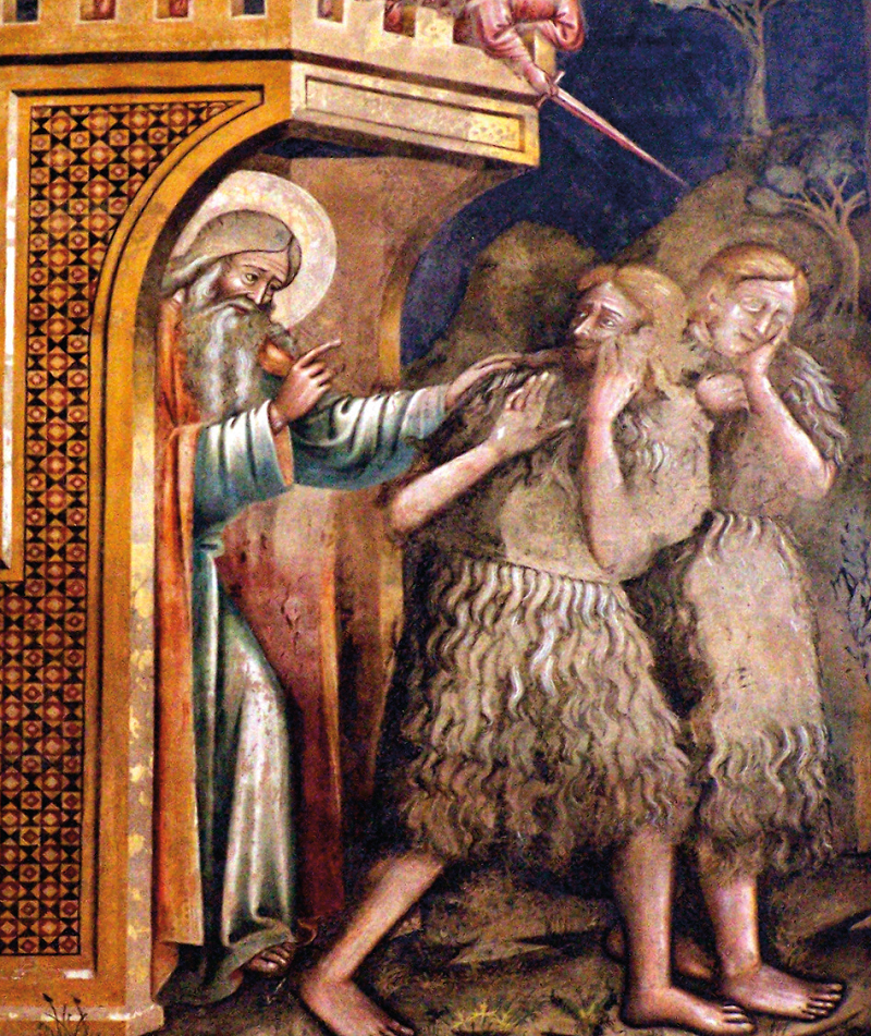Adamo ed Eva espulsi dal Paradiso