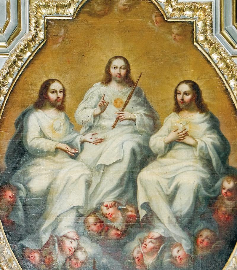 Santissima Trinità – solennità (Anno – C)