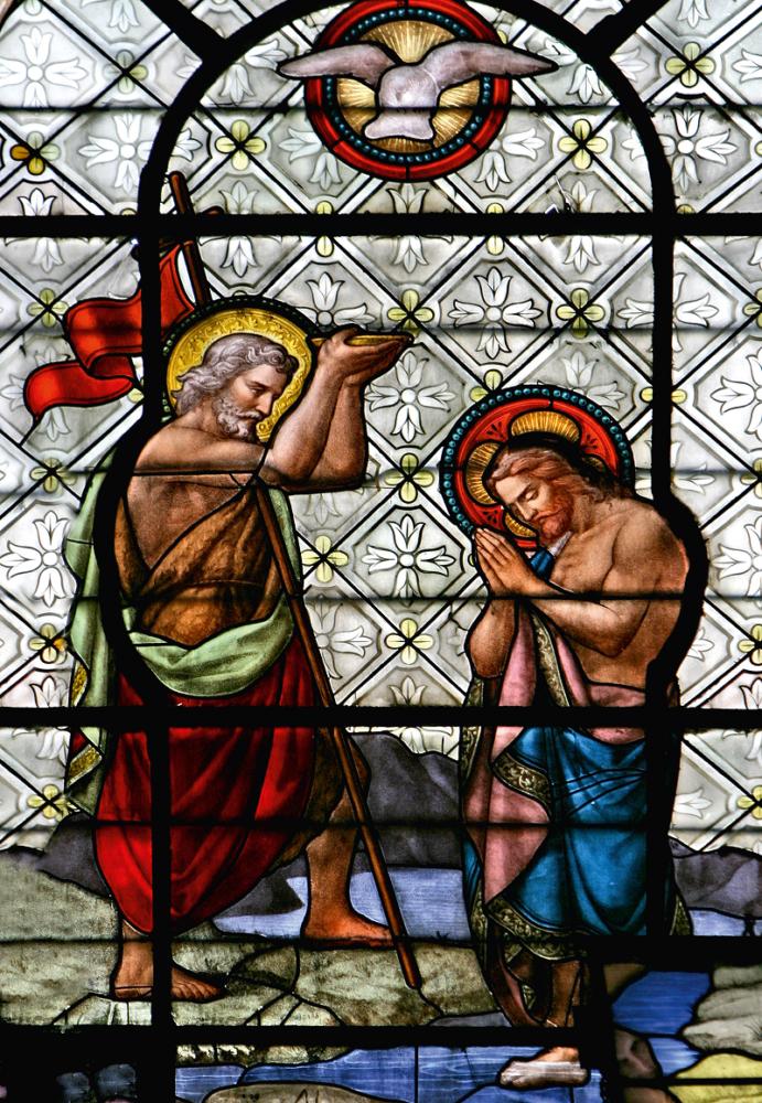 Battesimo di Gesù